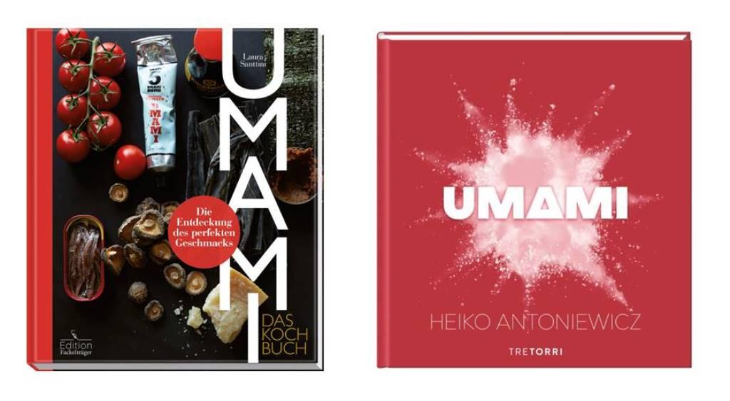 Umami: Zwei Umami Kochbücher von belanglos bis beachtlich