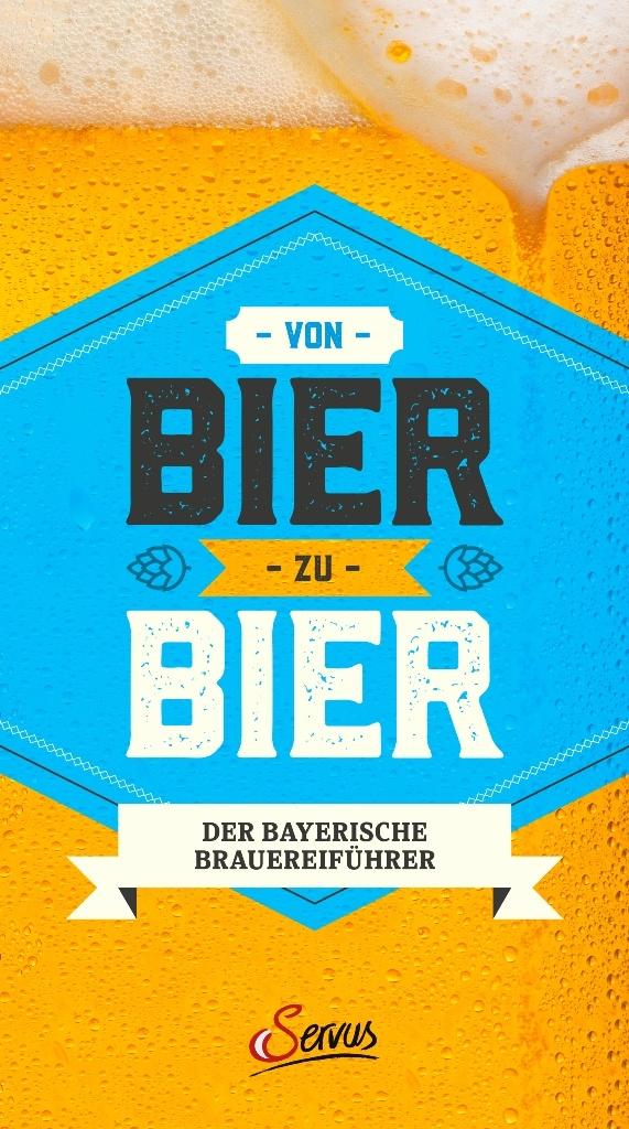 Von Bier zu Bier: Der Bayerische Brauereiführer – überflüssig