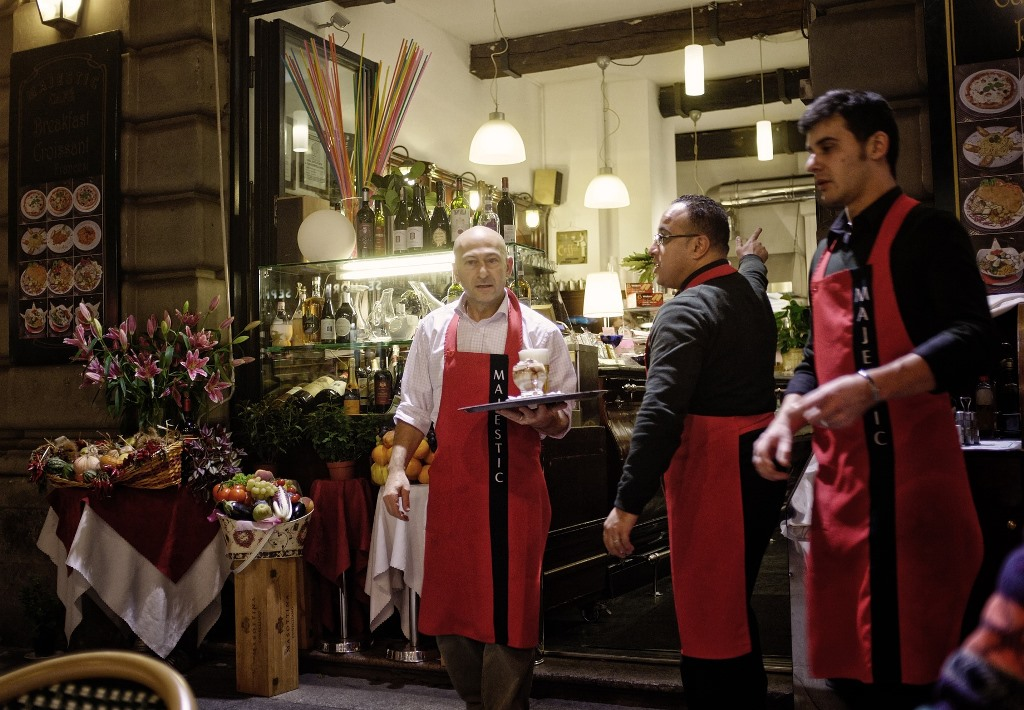 Die 10 besten Wege, sich in italienischen Lokalen unbeliebt zu machen