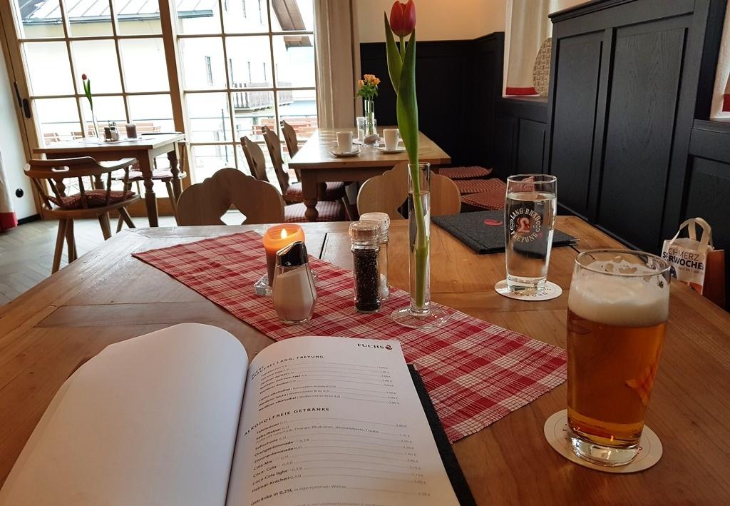 Gasthaus Fuchs in Mauth: grauslig