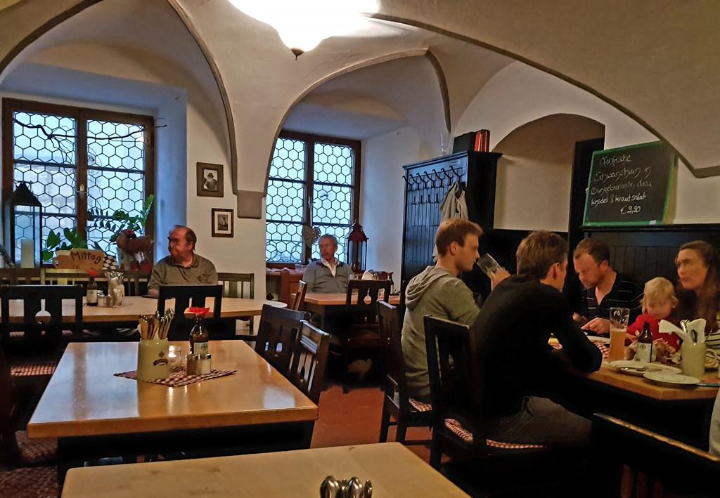 Altes Bräuhaus Passau: nach wie vor authentisch