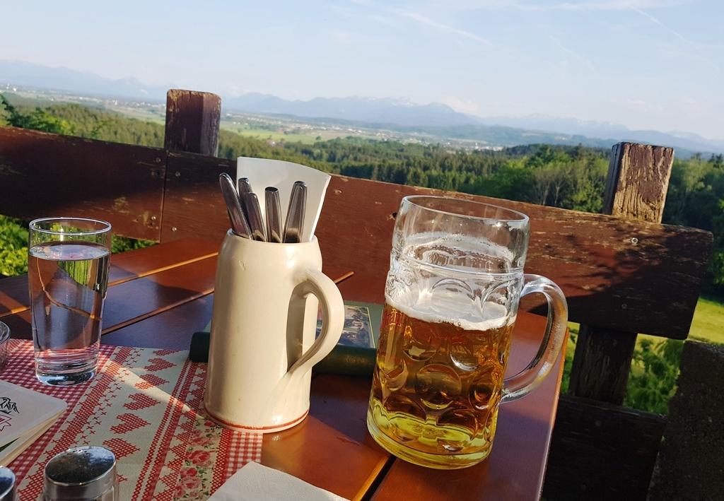 Arkadien liegt heute in Oberbayern, zumindest optisch