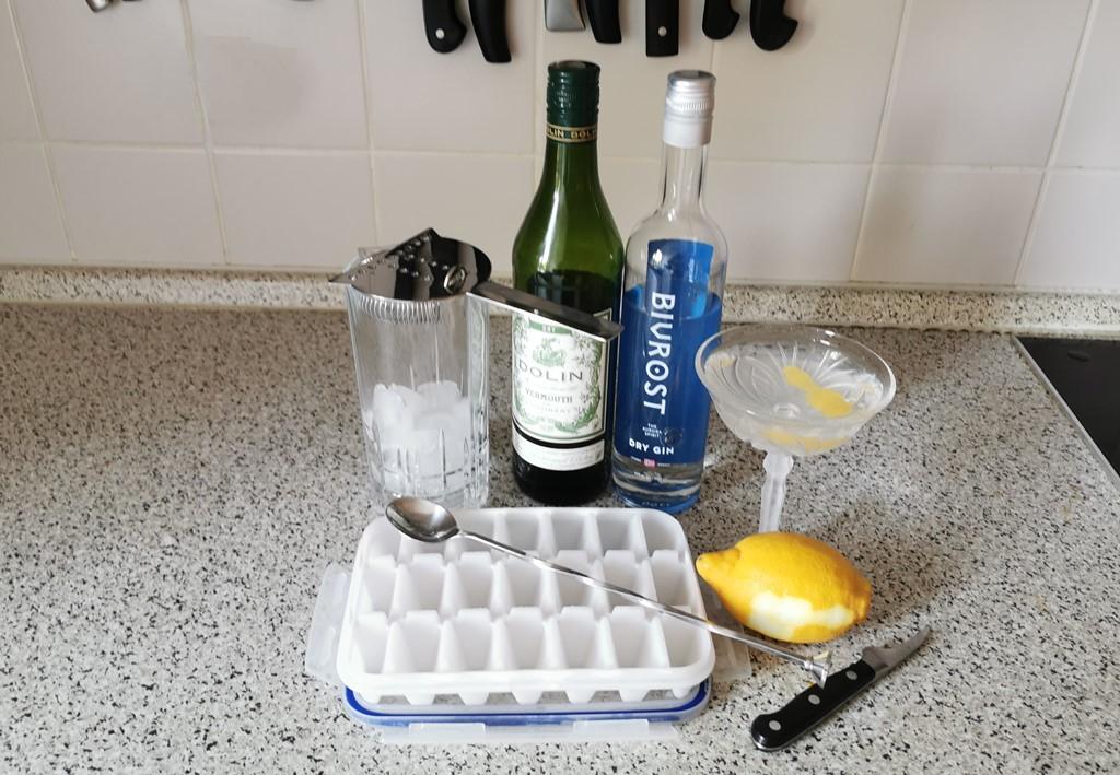 Bivrost Gin: Thema verfehlt
