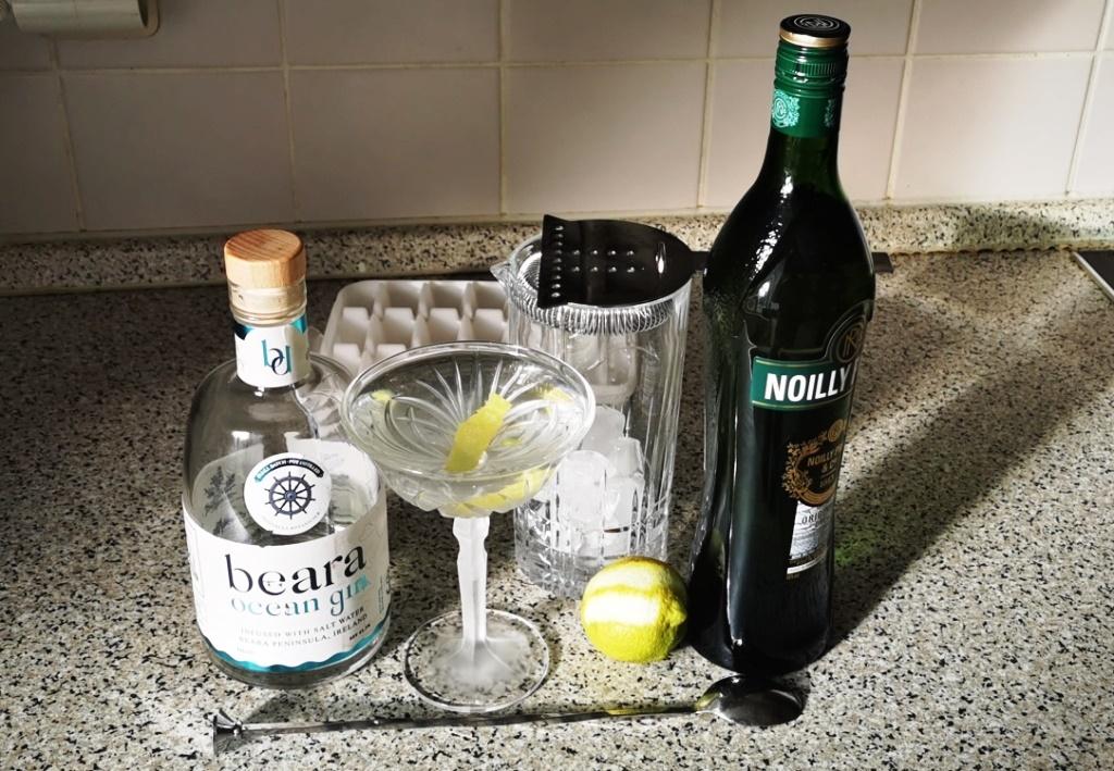 Beara Ocean Gin: Lasst den Iren, was der Iren ist