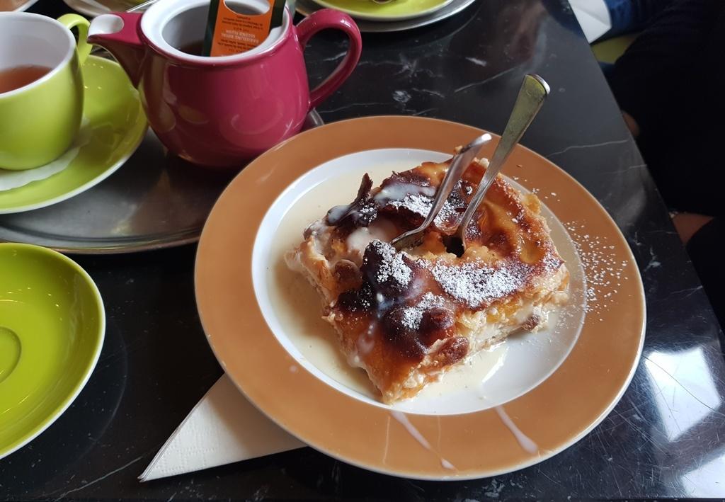 Passau: Café Stephan's Dom