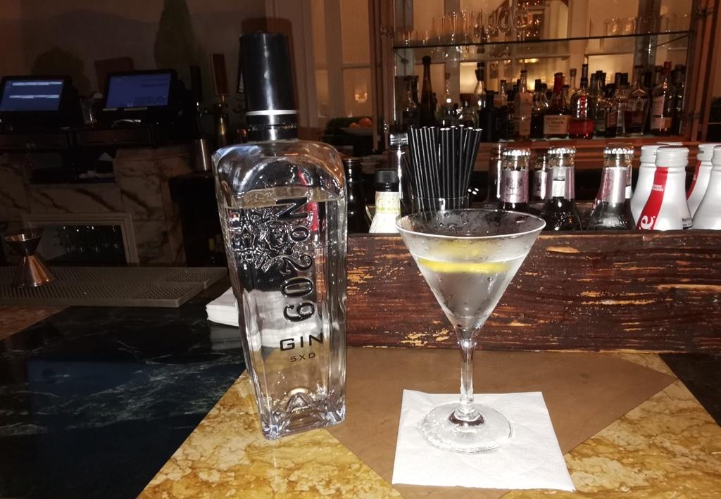 No. 209 Gin: modische Gin-Derivate