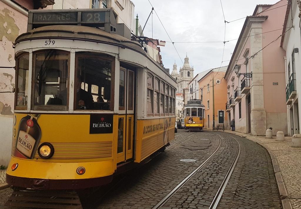 Ostern in Lissabon: Gründonnerstag