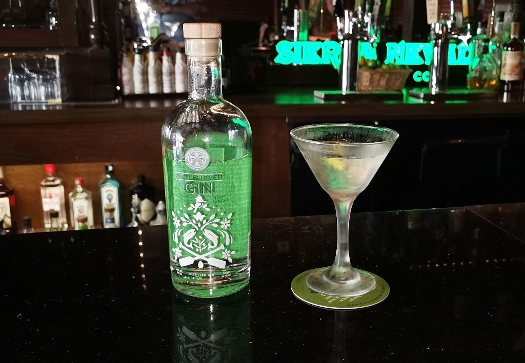 Little River Gin: unkompliziert, sanft, knallt mit 47% ordentlich in die Birne