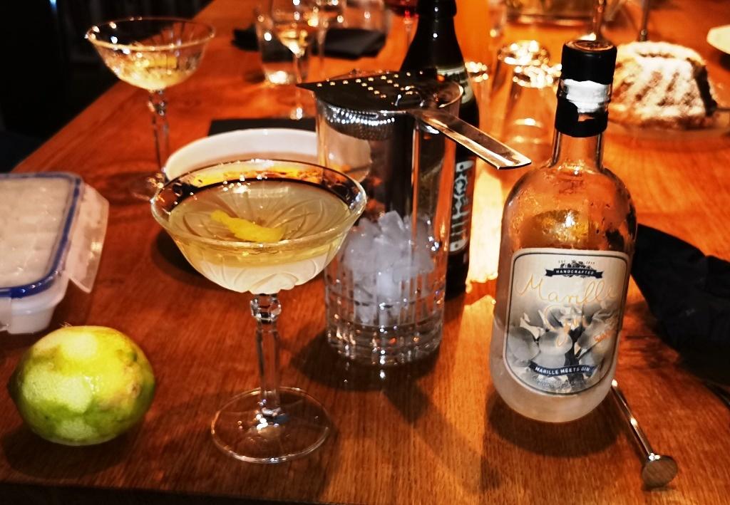 Marillen Gin von Wajos