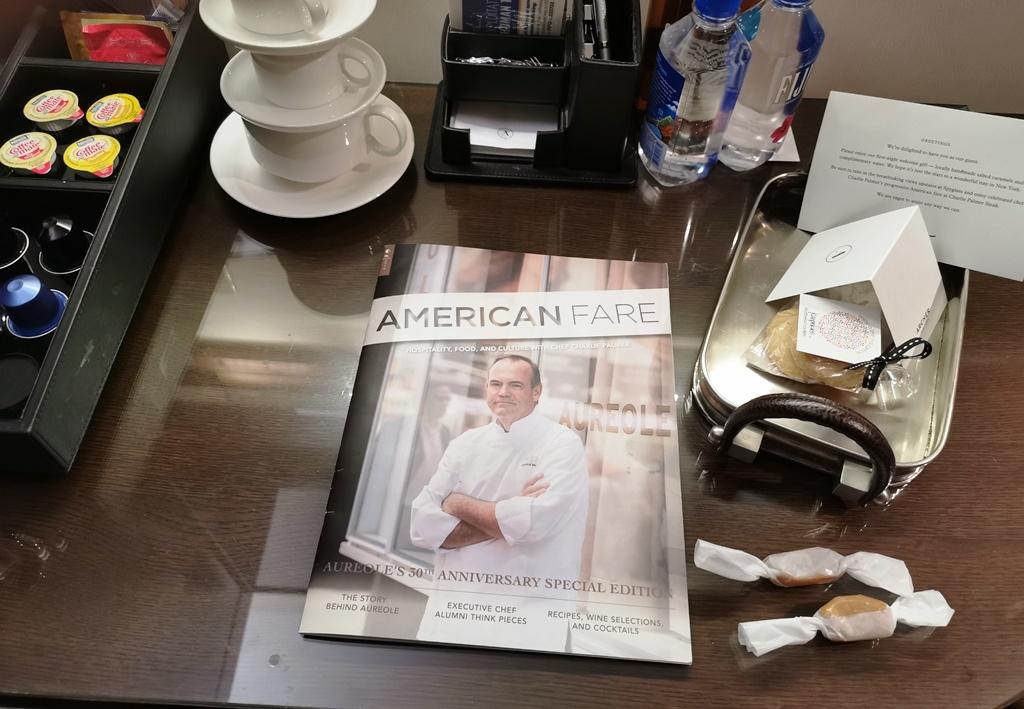 Charlie Palmer im Archer in New York: Geölte Selbst-Marketing-Maschine und nix dahinter