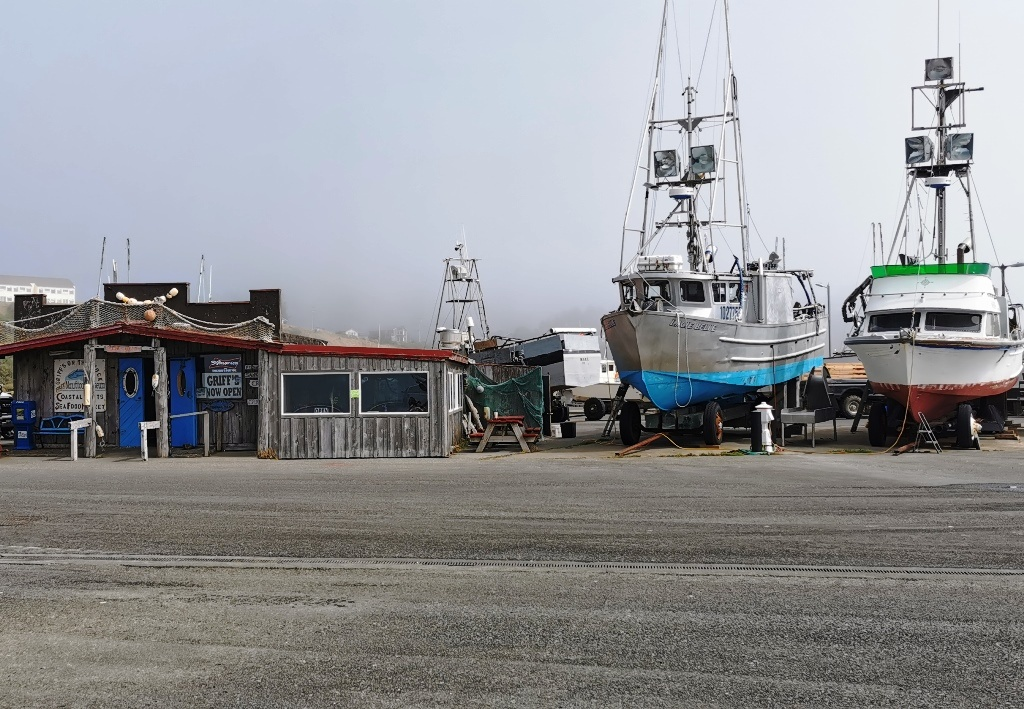 Port Orford: Right in the middle of nowhere (2/3)