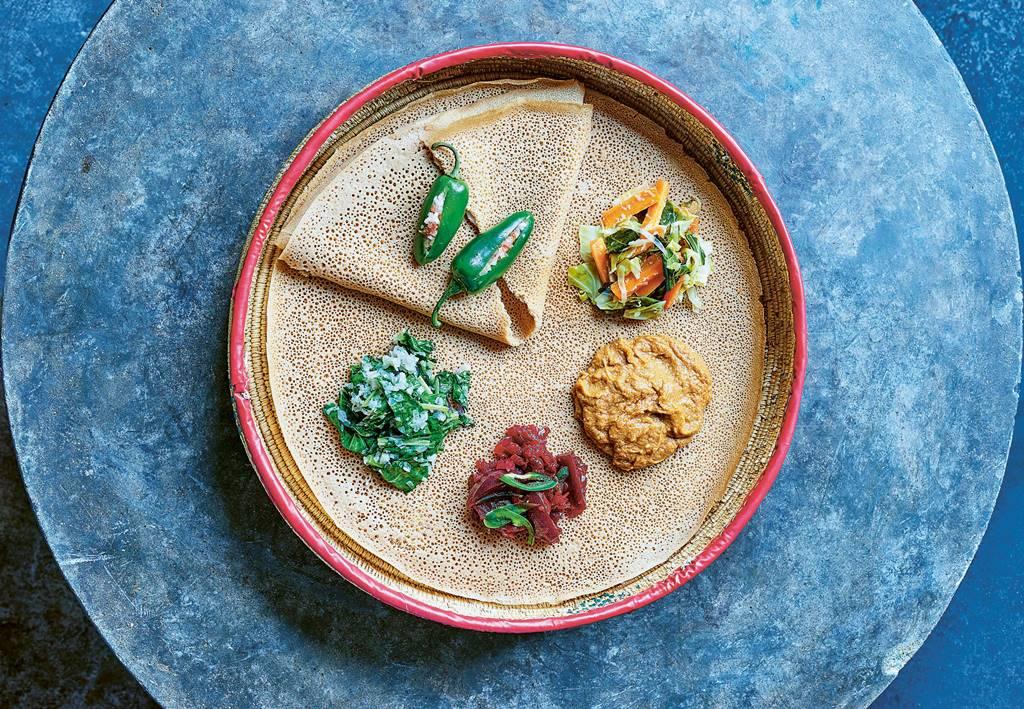 Ambivalent: ein neues äthiopische Kochbuch