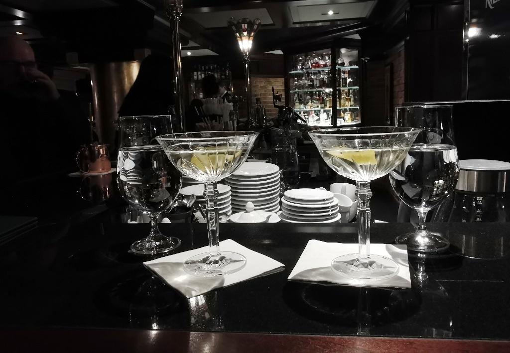 Martini Vesper …