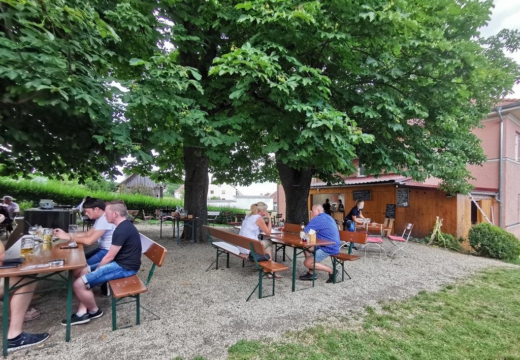 Zum Tavernwirt in Aichach-Sulzbach: viel mehr Spielraum nach oben als nach unten