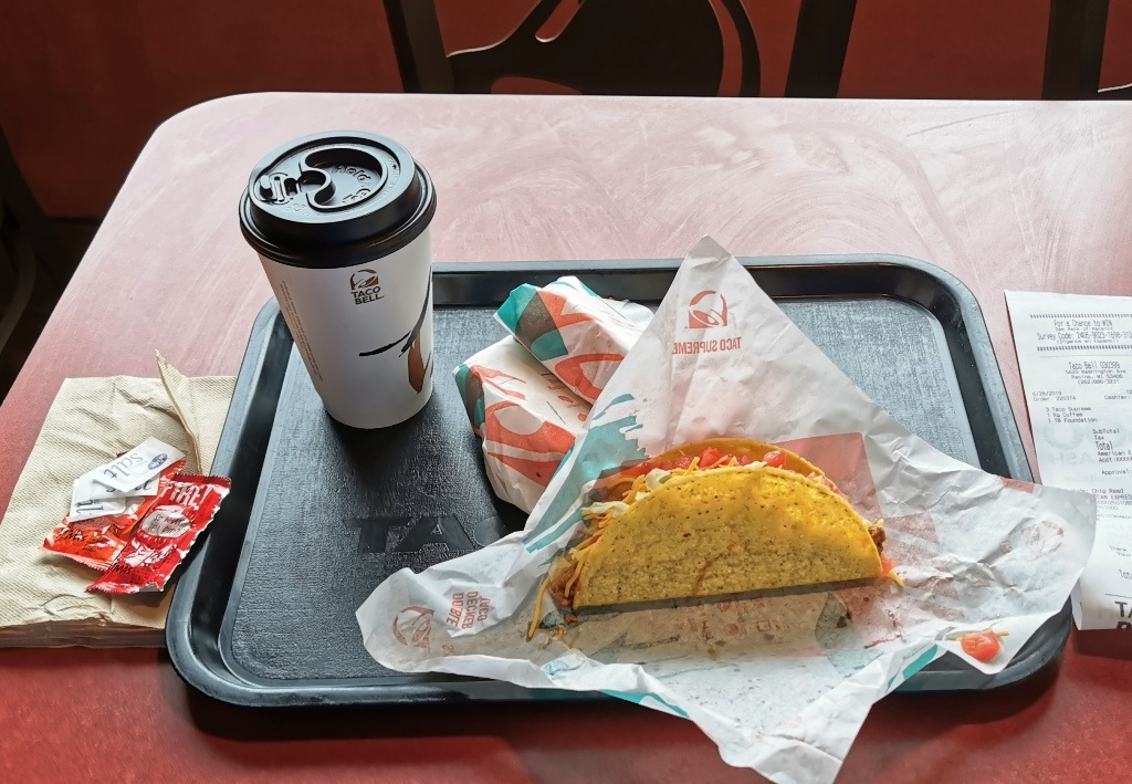 Essen in USA (17/19): Taco Bell