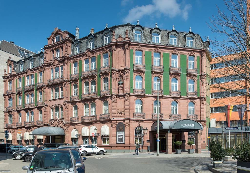 Le Méridien Frankfurt: no go