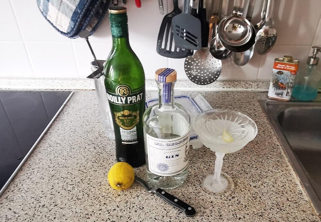 Deutsch-stämmiger Gin aus Kalifornien