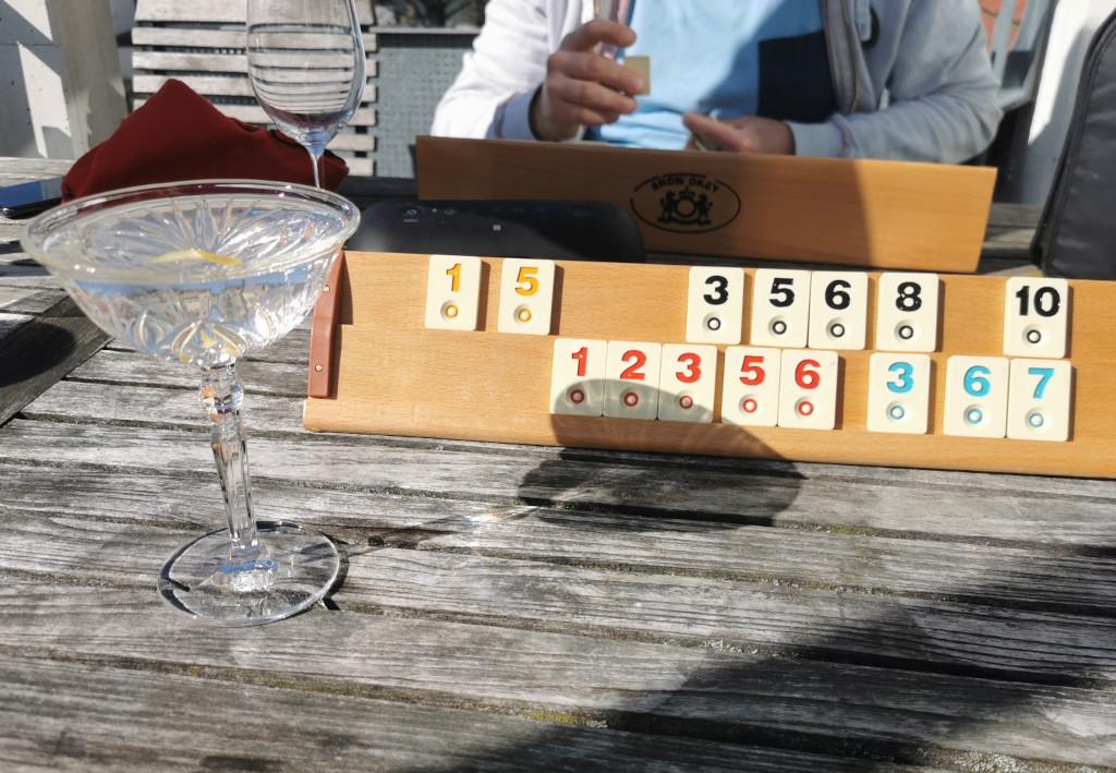 Scheiß Karten … aber geiles Wetter: ein weiteres erträgliches downgelocktes Wochenende!