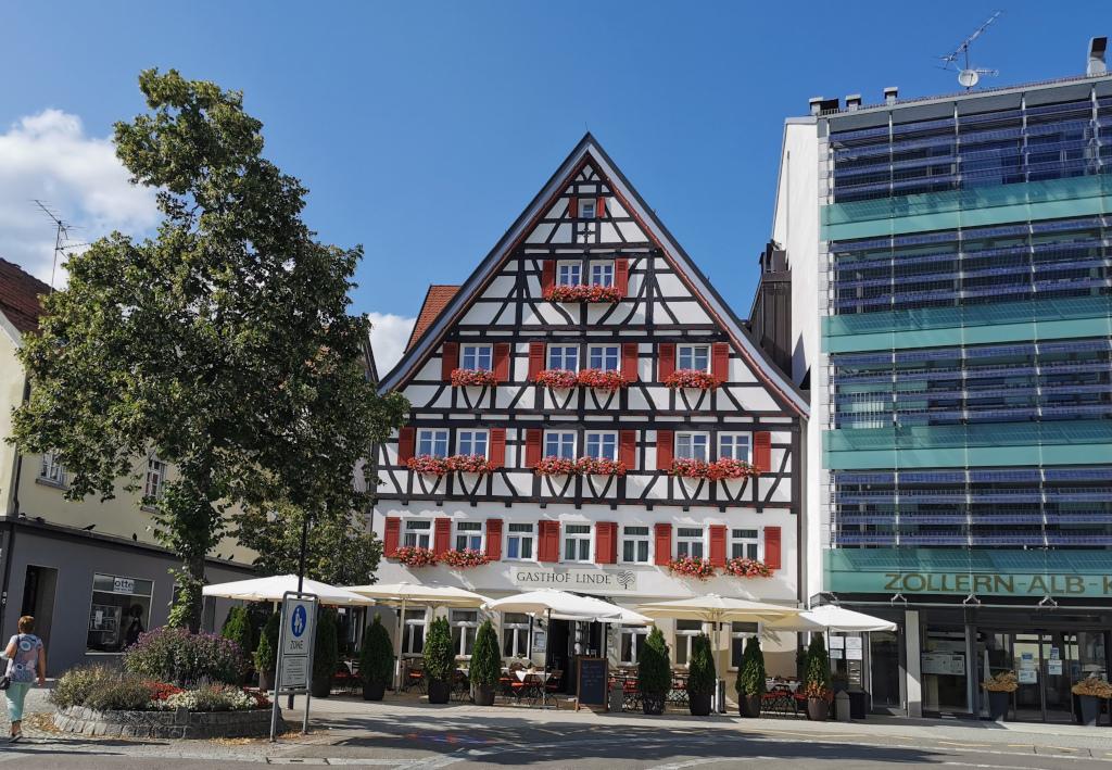 Linde in Albstadt: der Funke springt nicht über