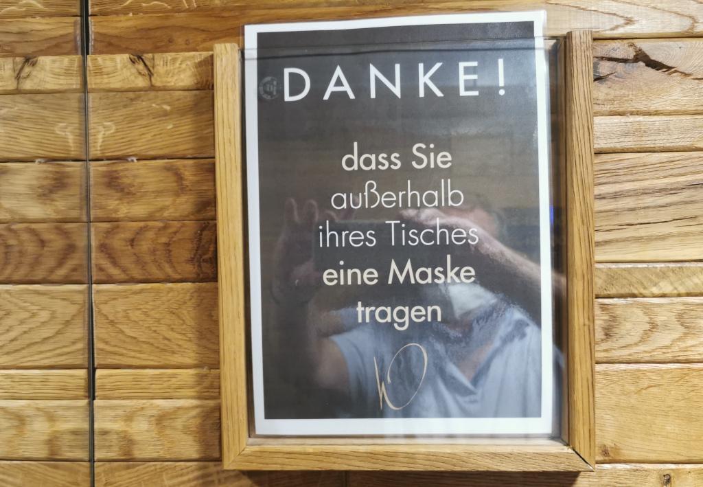 Die Pandemie treibt auch linguistisch ihre Blüten …